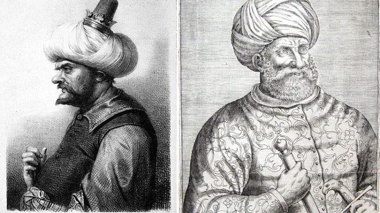 HISTOIRE: Les frères Barberousse, Aroudj et Kheireddine.