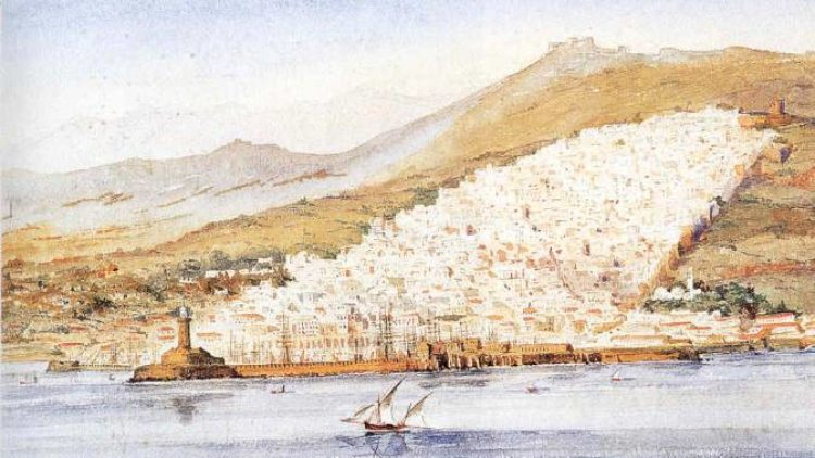 Splendeurs d'Alger,  tels qu'ils les ont vues et décrites…