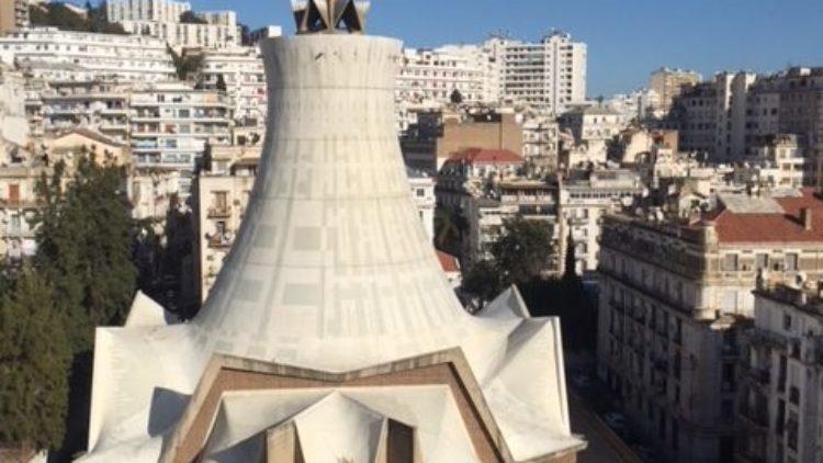 La Cathédrale du sacré coeur- Alger
