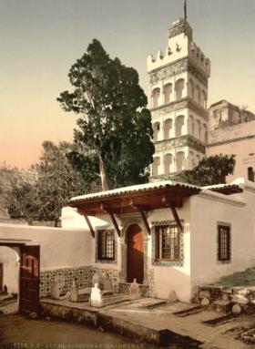 Quelques légendes du Vieil Alger