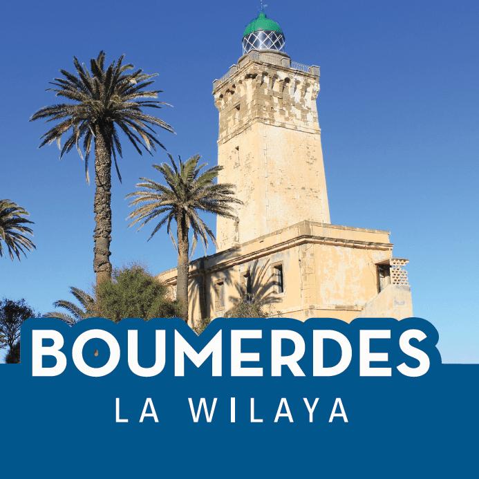 AlBayazin inaugure l'année 2019 avec le Guide de la Wilaya de Boumerdès