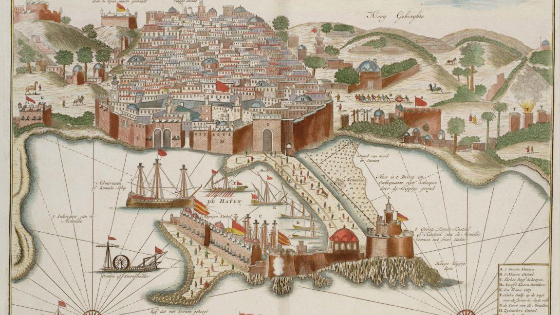 Le trésor de la Casbah d'Alger- guide d'Alger.