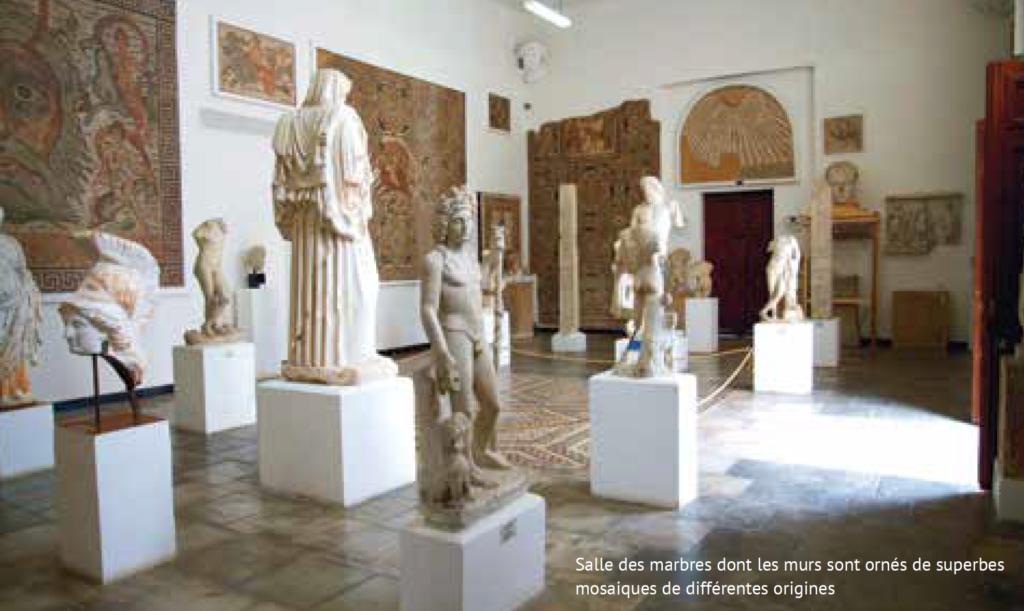 Musée des Antiquités Alger guide d'Alger