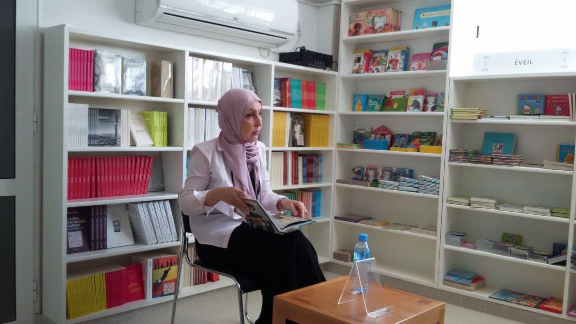 Mounjia Abdeltif dévoile son ouvrage, Dar Abdeltif