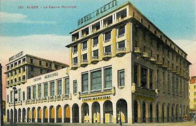 Hôtel Es-Safir (ex-Aletti).Un hôtel pas commeles autres