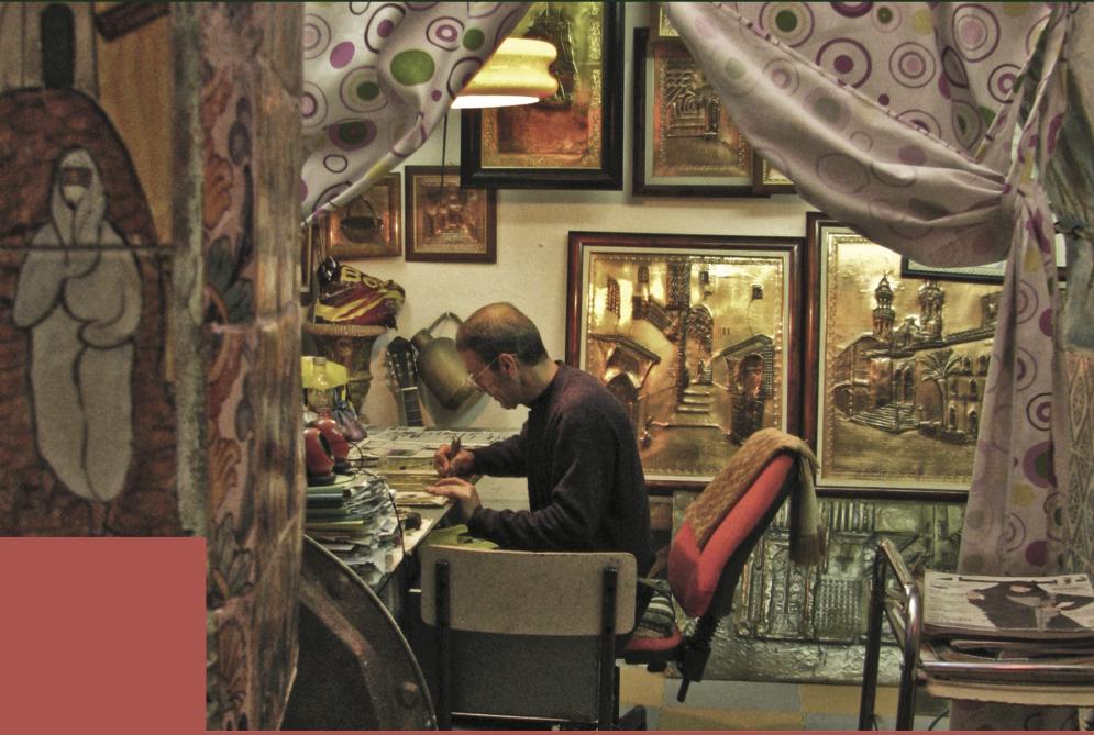 Artisans de la Casbah d'Alger